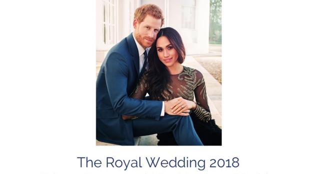 Sigue en directo la la boda real de Meghan Markle y el Príncipe Harry