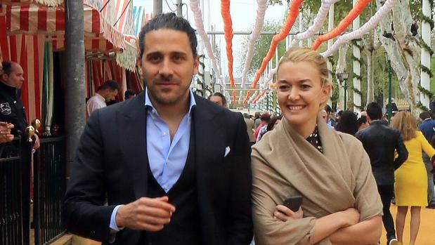 Carlos y Marta Ortega
