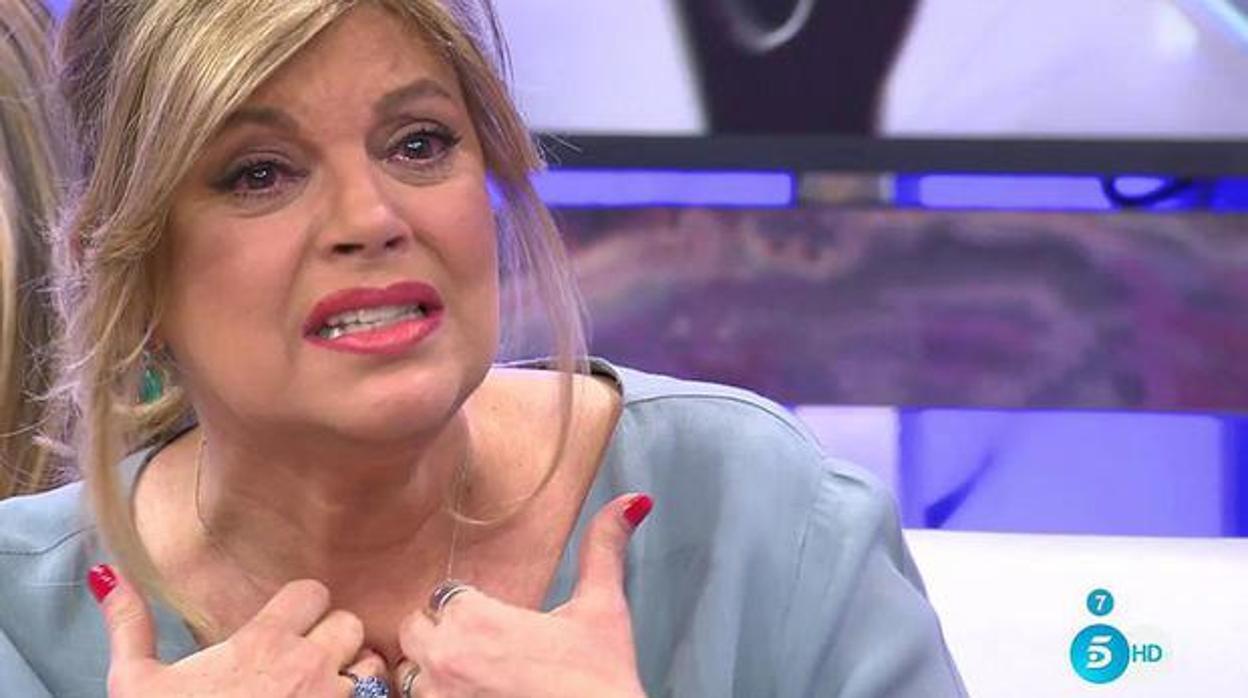 Carmen Borrego, muy preocupada por la salud de Terelu Campos: «Está hundida»