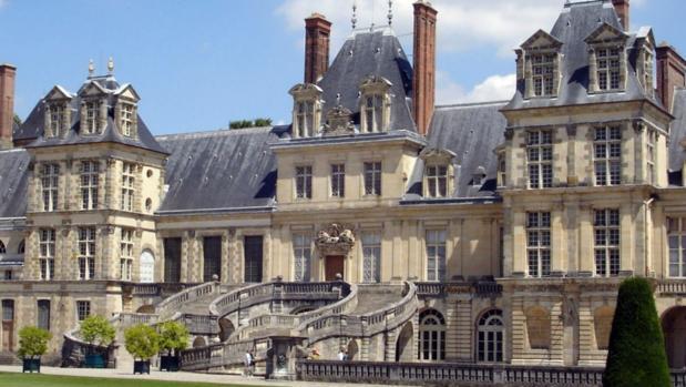 El castillo Fontainebleau se construyó en el siglo XVI