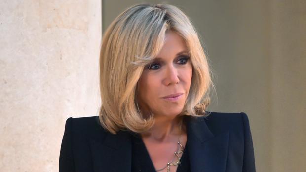 Brigitte Macron tuvo una «amistad íntima» con el presentador de TV más popular de Francia