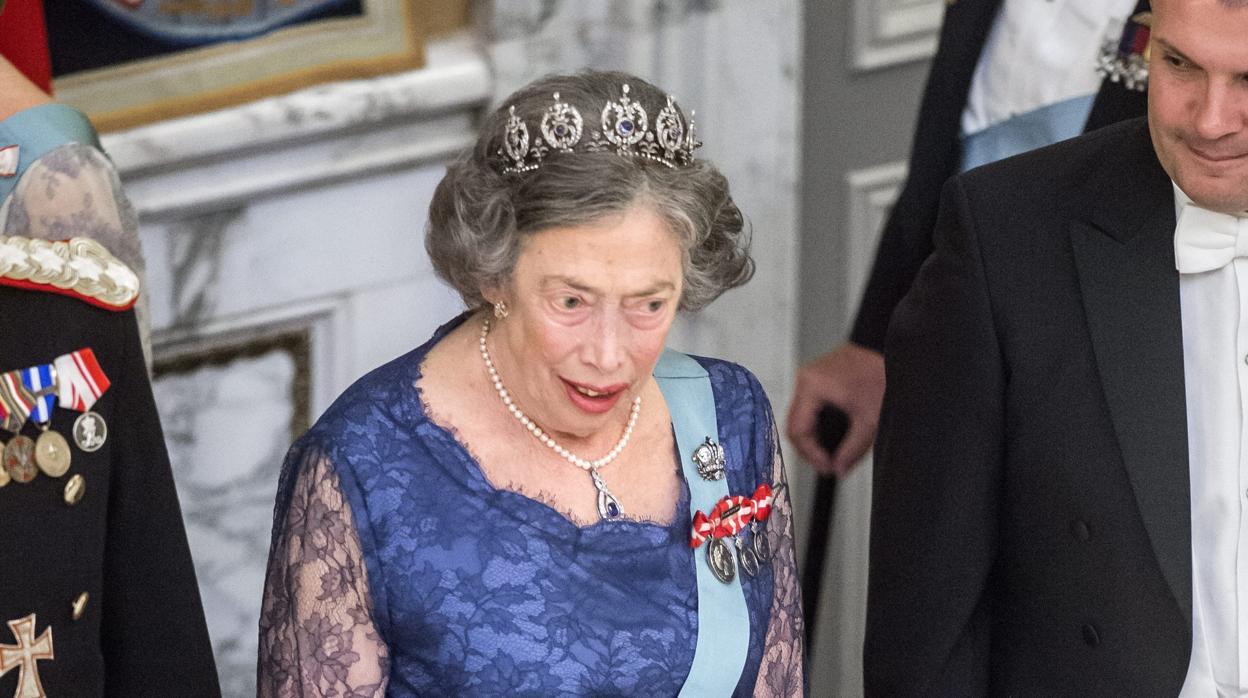 Fallece a los 83 años la princesa Elisabeth de Dinamarca