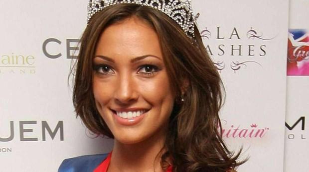 Sophie Gradon, Miss Reino Unido 2009