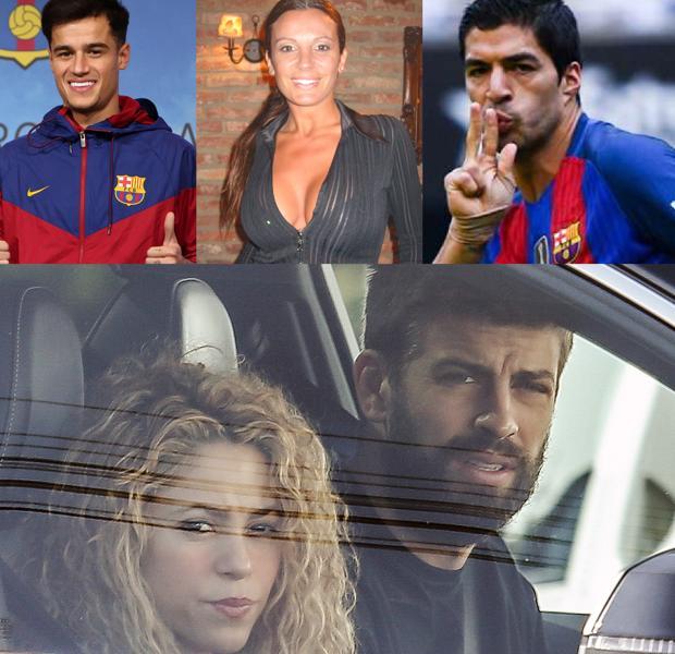 De Shakira y Piqué a Sonia Monroy, una ola de atracos a celebridades recorre Barcelona
