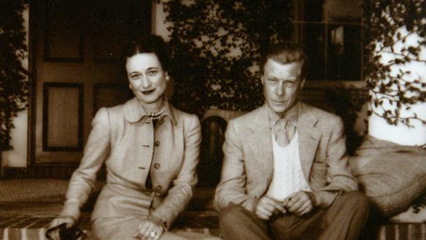 Wallis Simpson y el Rey Eduardo VIII