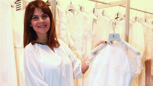 fbb051cde Todos los detalles de la boda de María José Suárez  el vestido