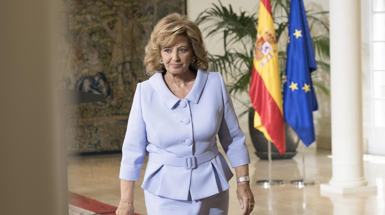 La jubilación de María Teresa Campos