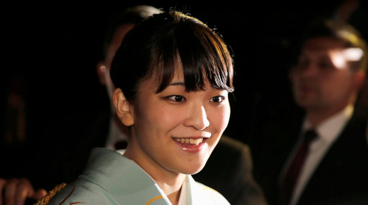 El verdadero motivo del aplazamiento del enlace de la princesa Mako de Japón