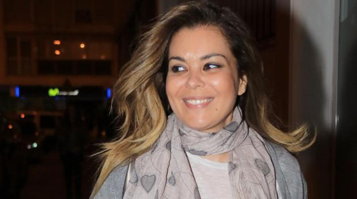 María José Campanario reaparece con nueva imagen