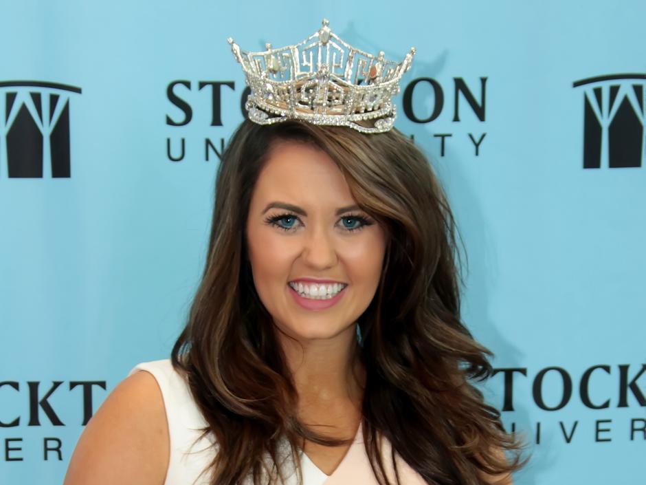 Miss America habla de «acoso laboral» dentro del concurso de belleza