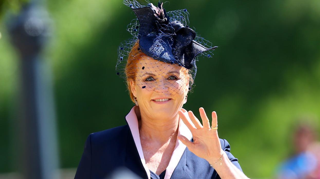 El sorprendente pasado laboral de Sarah Ferguson: limpiadora, camarera... y esposa de príncipe