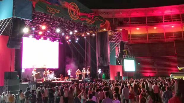 Taburete enloquece Las Ventas con la presentación de «Madame Ayahuasca»