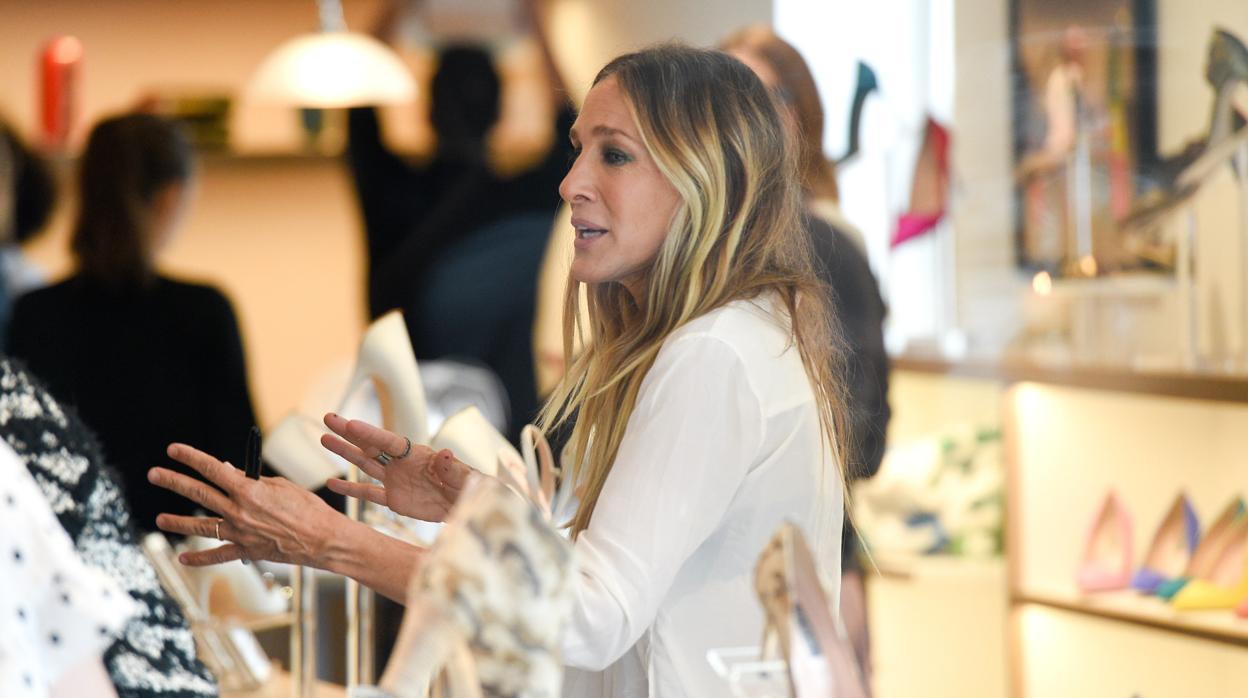 Una joyería acusa a Sarah Jessica Parker de quedarse con unas piezas valoradas en 120.000 euros