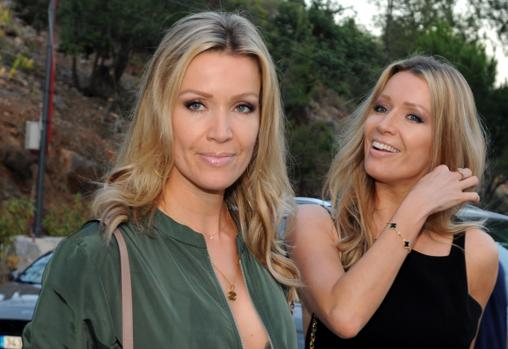 Nicole y Barbara Kimpel