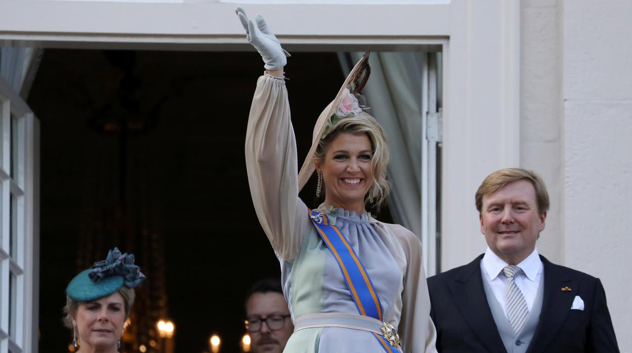 Holanda abre definitivamente sus puertas a todos los Zorreguieta