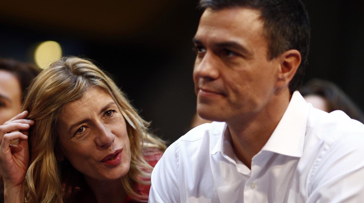 Begoña Gómez desaparece tras el escándalo de su marido, Pedro Sánchez