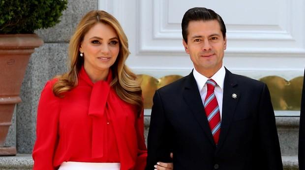 Peña Nieto prepara su divorcio, según la prensa mexicana