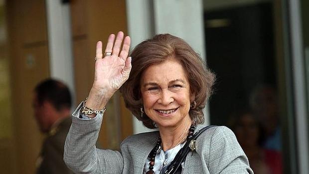 La Reina Sofía (imagen de archivo)