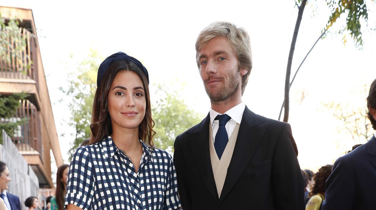 Christian y Sassa de Hannover en la otra gran boda del fin de semana
