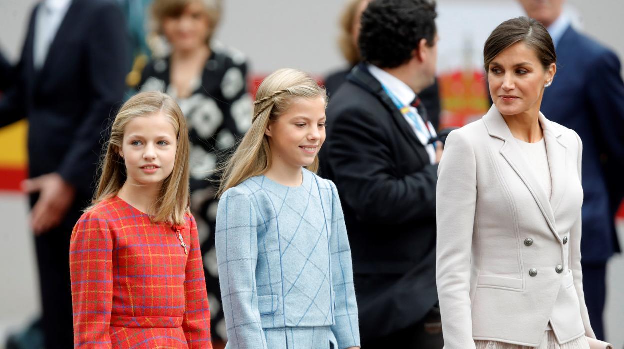 El acertado estilo de la Familia Real