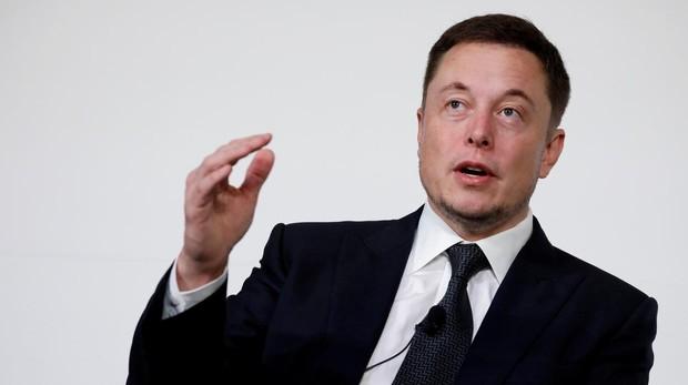 Musk en una imagen de 2017