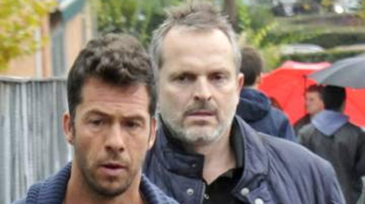 Así es Nacho Palau, el hombre al que ha ocultado Miguel Bosé durante 26 años