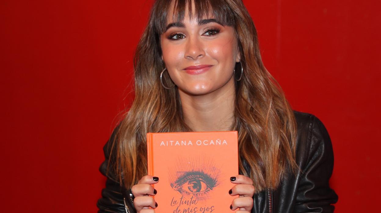 Aitana Ocaña: «Cometo faltas de ortografía y no me sé explicar muy bien»