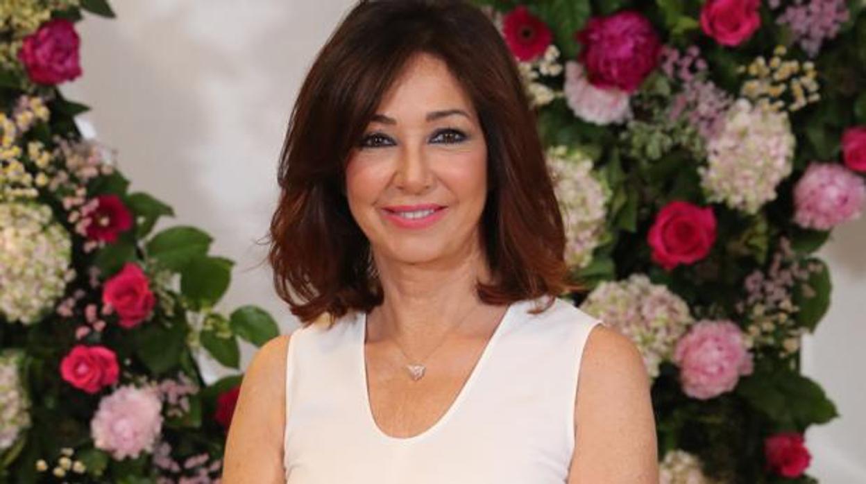 Ana Rosa Quintana desvela que ha sufrido cáncer de mama