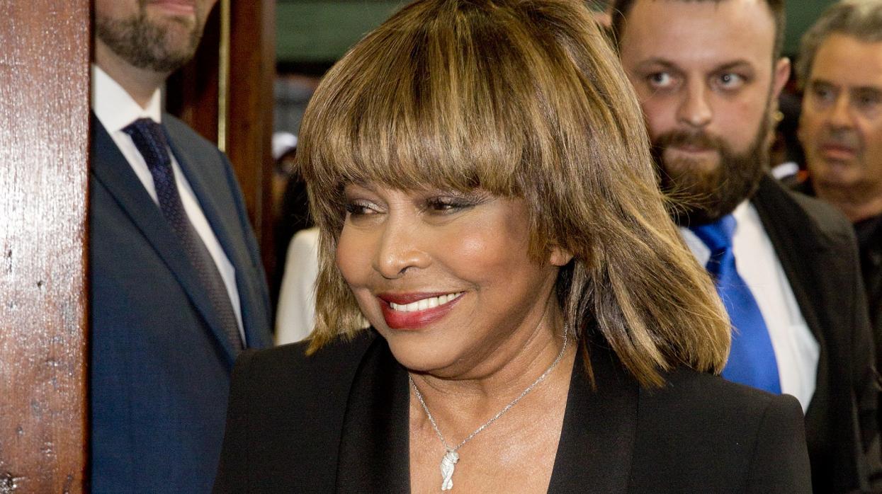 Tina Turner habla por primera vez del suicidio de su hijo Craig, cuatro meses después de la tragedia