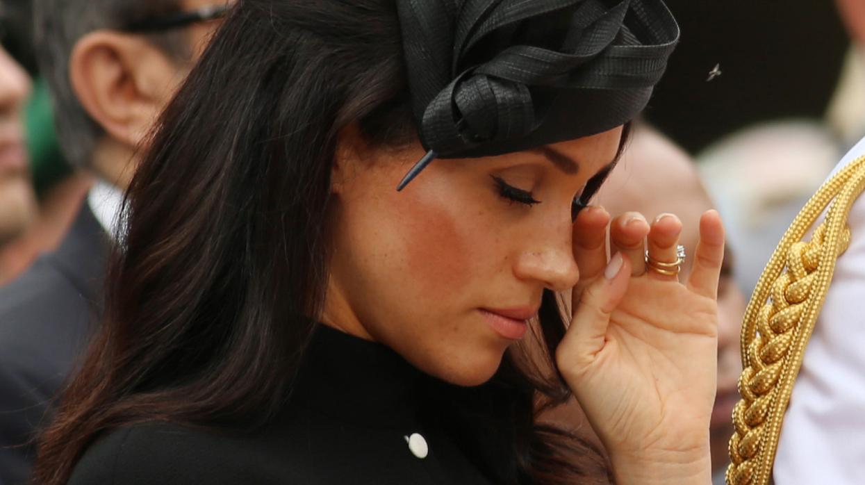 Meghan Markle está agotada: el Príncipe Harry tendrá que enfrentarse a parte de su agenda en solitario