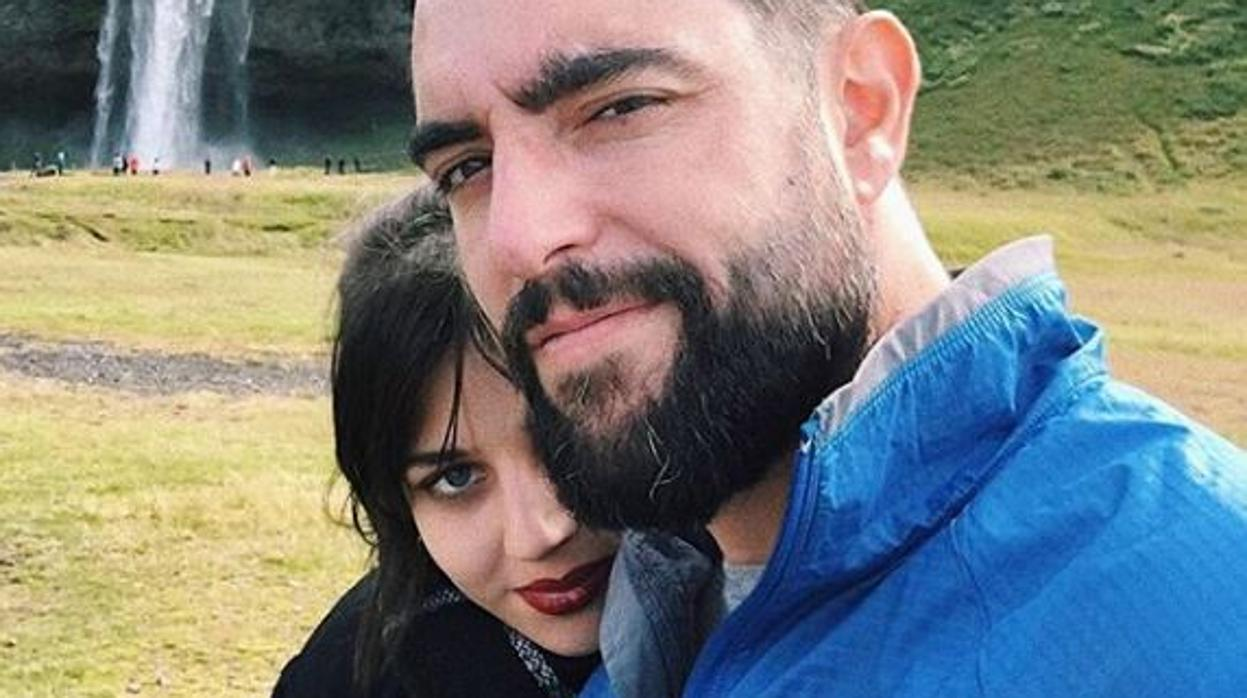 La novia de Dani Mateo: «Estoy recibiendo muchísimas amenazas e insultos»