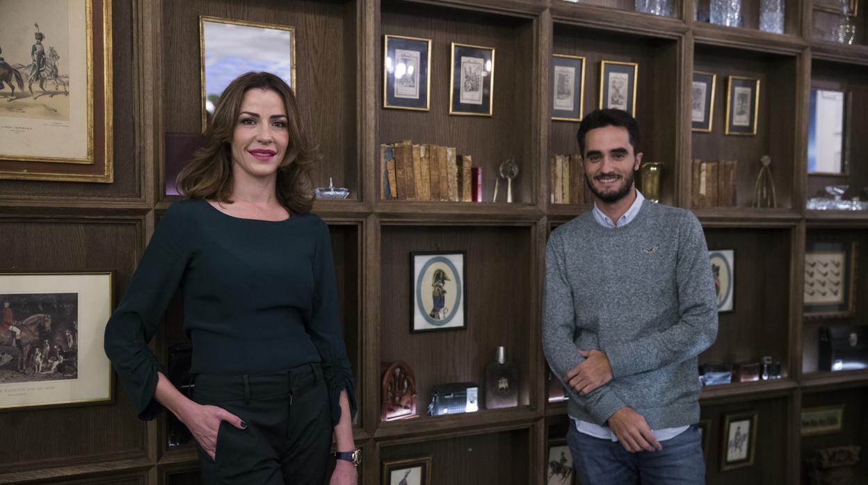 Inés Sainz: «No buscaba ser Miss España, la corona me cayó en la cabeza»