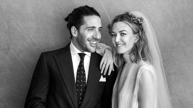 Carlos Torretta y Marta Ortega ya son marido y mujer