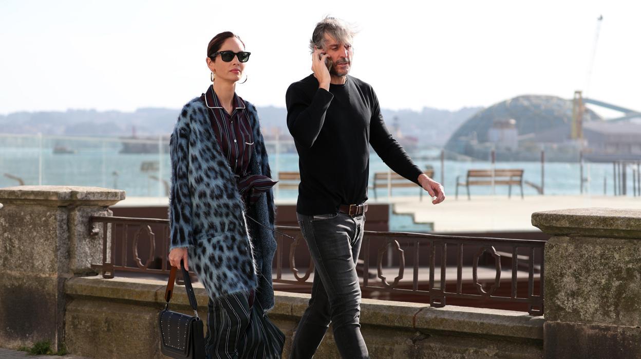 Los invitados de la boda de Marta Ortega se ponen las botas en el centro de La Coruña
