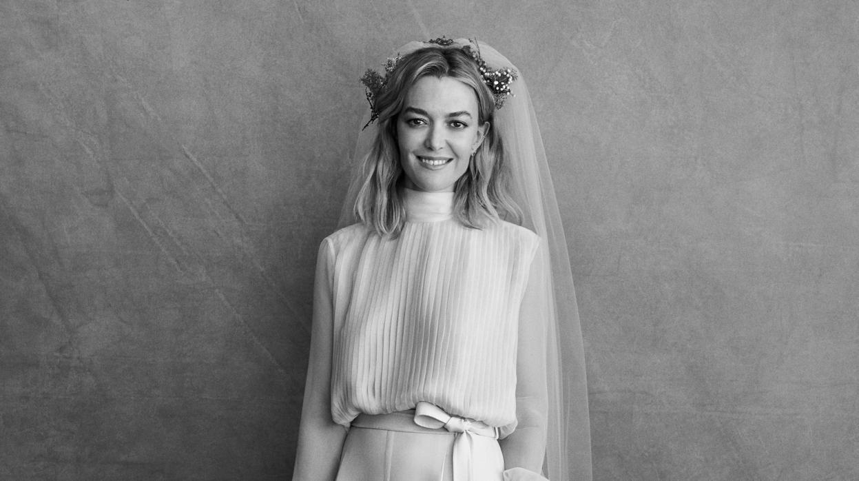 d0076deb77 Cuatro vestidos únicos para la boda de ensueño de Marta Ortega