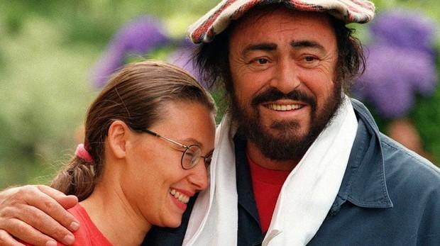 Nicoletta Mantovani, viuda de Pavarotti