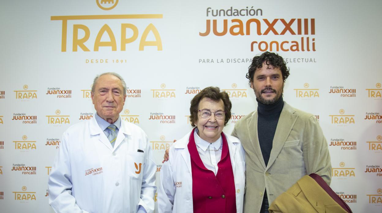 Miguel Abellán: «No hay discapacidad, sino muchas ganas de vivir, sonreír y trabajar»