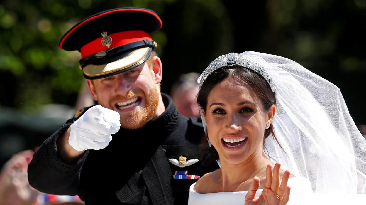 El Príncipe Harry y Meghan Markle, amenazados de muerte por grupos neonazis