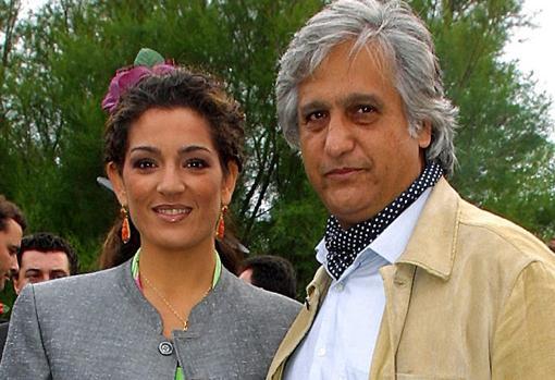 Raquel Bollo y Chiquetete