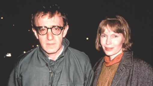 El cineasta y su exmujer Mia Farrow