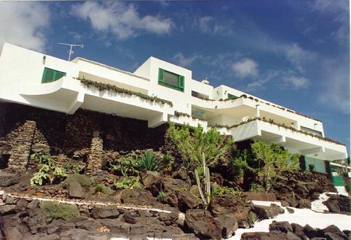 residencia «La Mareta» emplazada en la localidad de Costa Teguise, Lanzarote