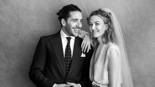 Marta Ortega y su marido Roberto Torretta