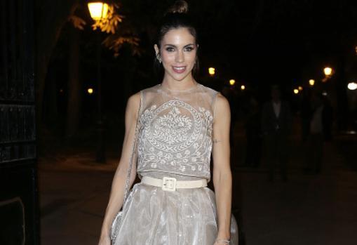 Melissa Jiménez, vestida de Tot-hom