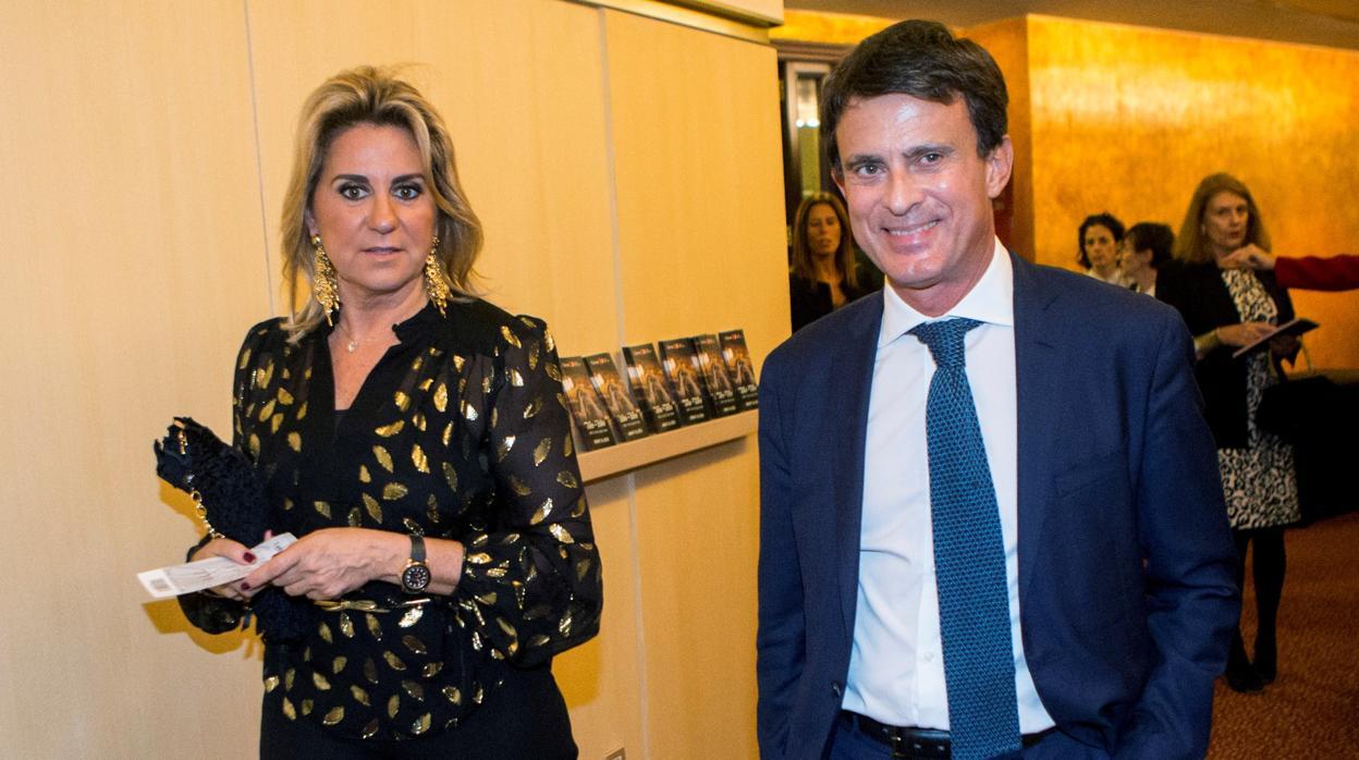 Susana Gallardo, el talismán de Manuel Valls para la batalla por Barcelona