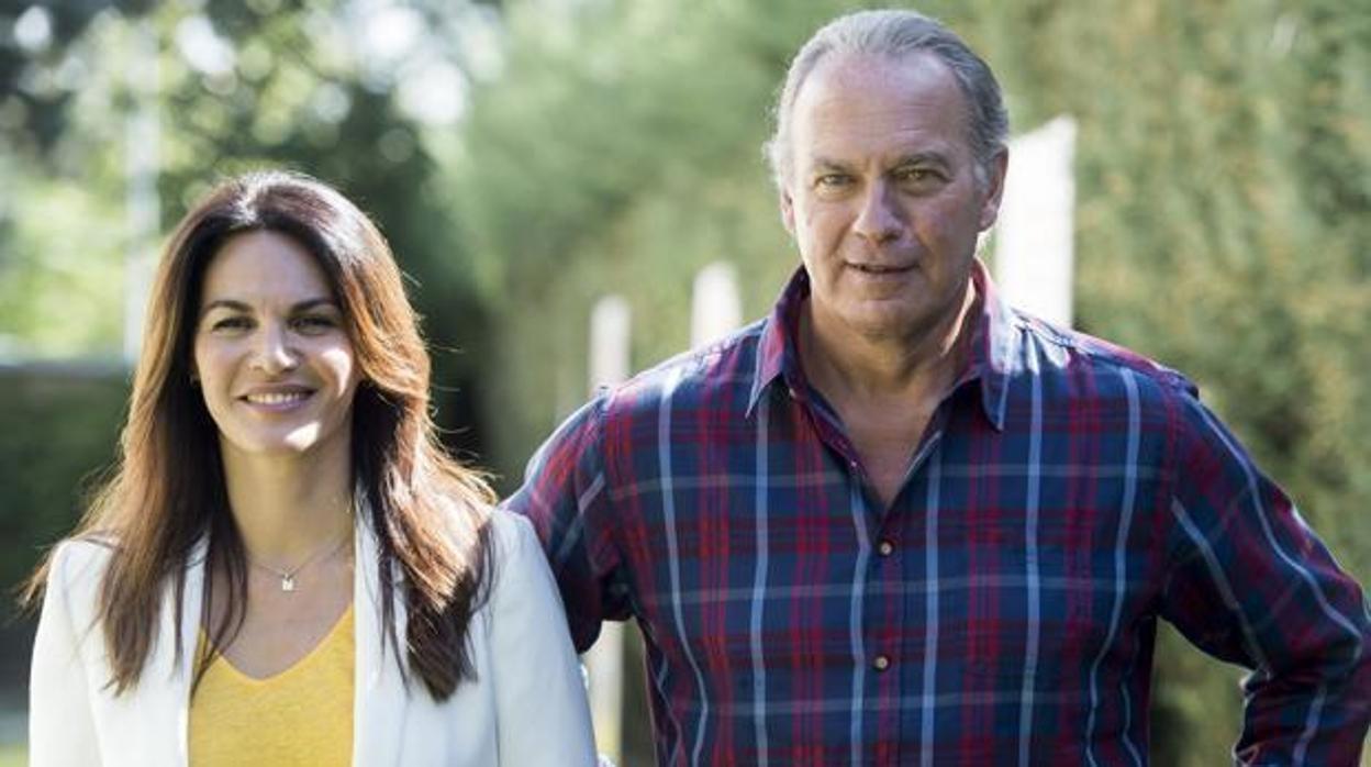 Bertín Osborne y Fabiola Martínez, muy preocupados por la salud de su hijo