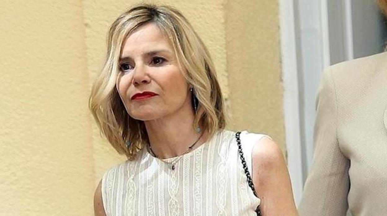 Eugenia Martínez de Irujo aviva la polémica con Jesús Aguirre