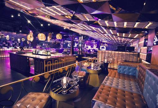 Discoteca Bling Bling en Madrid