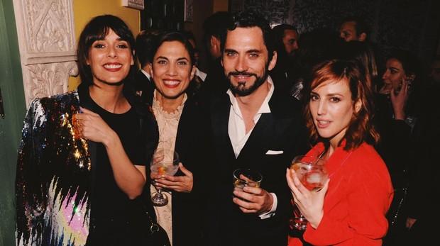 Belén Cuesta, Toni Acosta, Paco León y Natalia de Molina