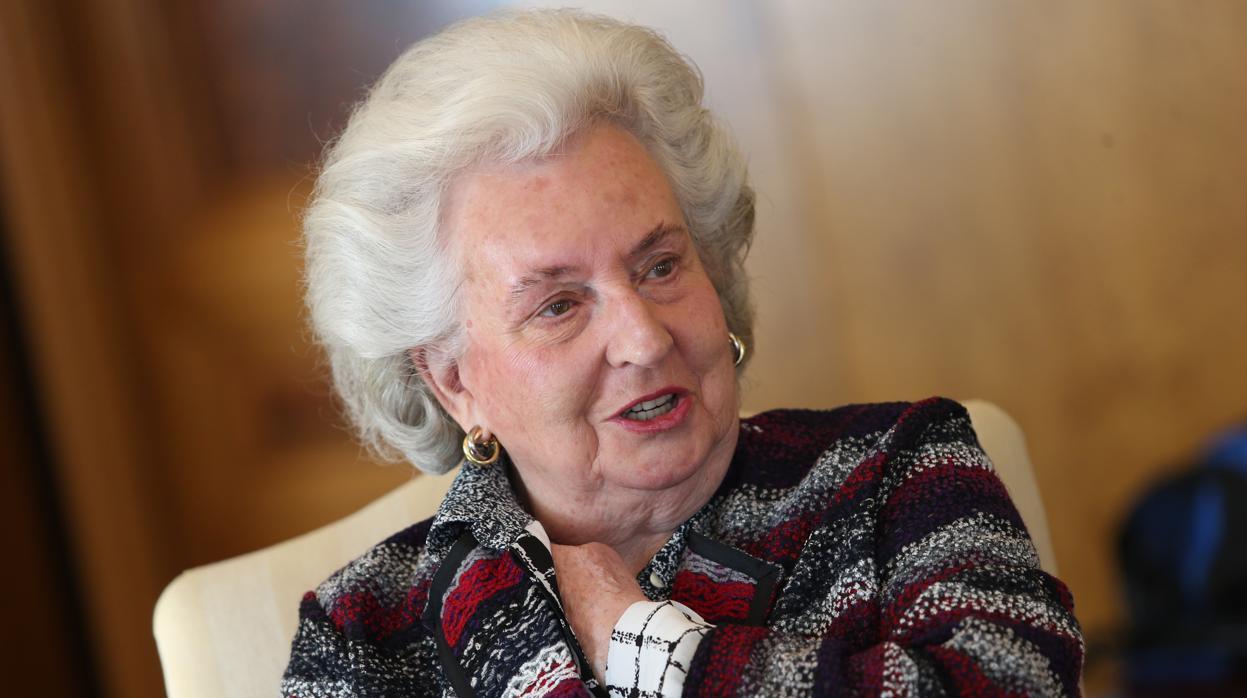 El hospital Ruber de Madrid informa sobre el estado de salud de la Infanta Pilar de Borbón
