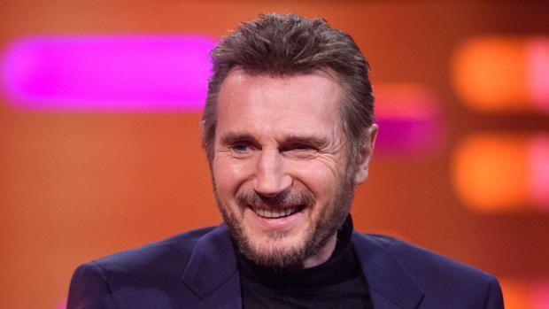 Liam Neeson en la televisión estadounidense